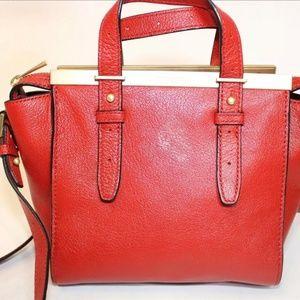 Kate Spade petite red Saturday crossbody bag
